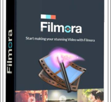 Wondershare Filmora 8.3.1.2 Full Crack - Highker Blog